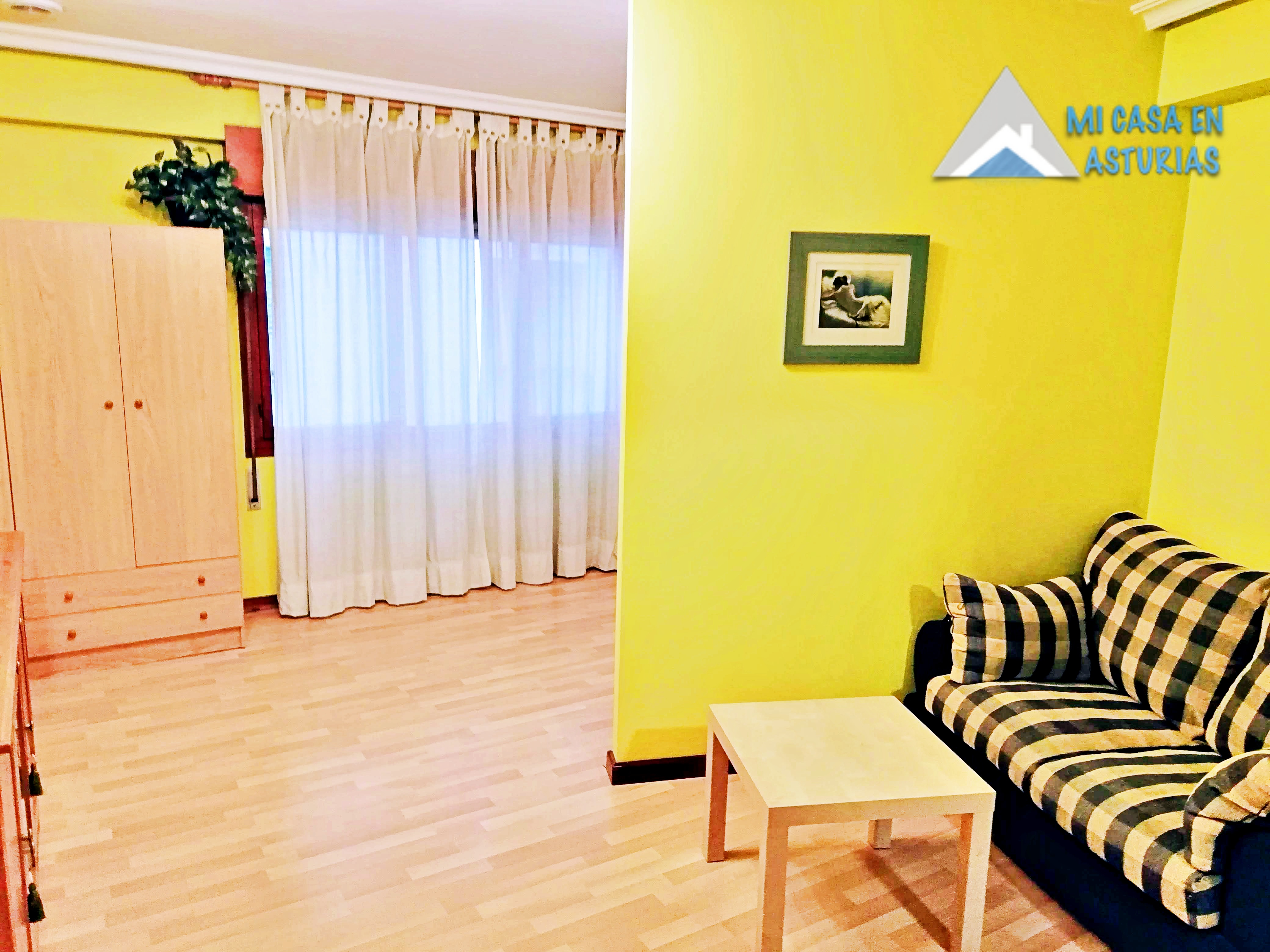 Estudio / Loft en venta en Primo de Rivera, Oviedo