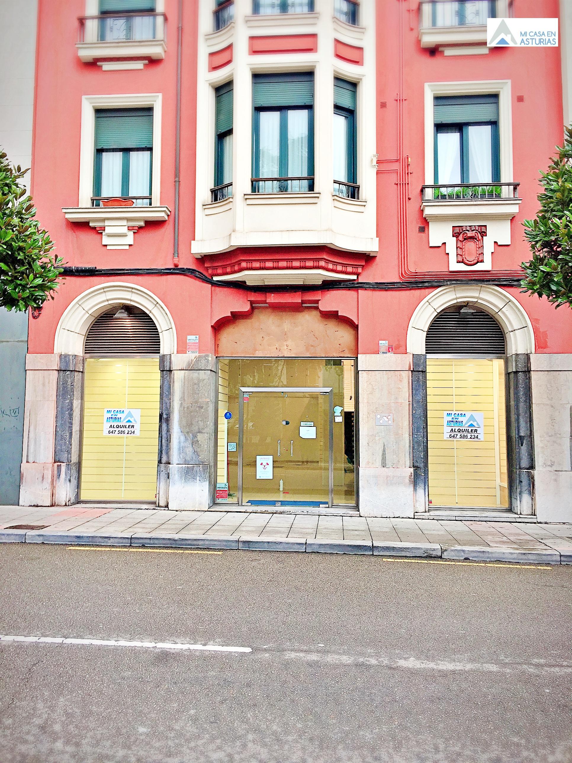 Local en alquiler en calle de la Independencia, Oviedo.