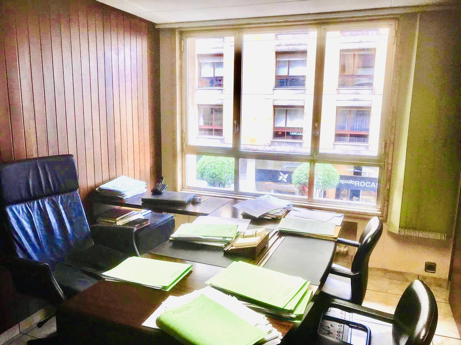 Alquiler de oficina en la calle Asturias, en Oviedo.