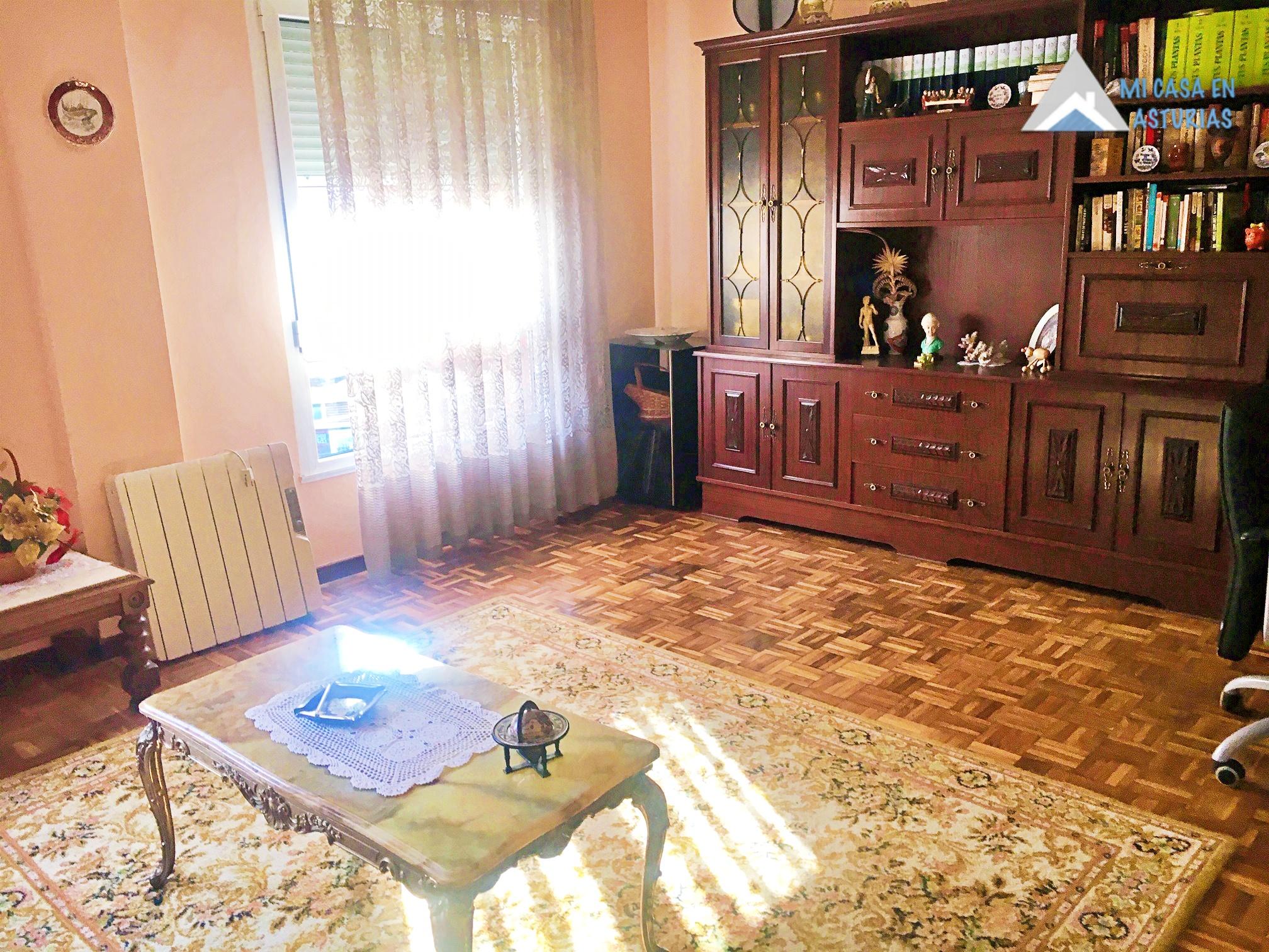Piso en venta en zona Milán- Pumarín.