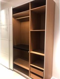 Foto interior armario